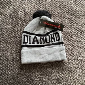 New Diamond Supply Co beanie